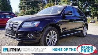 Used 2016 Audi Q5 2.0T Premium SUV Eugene, OR