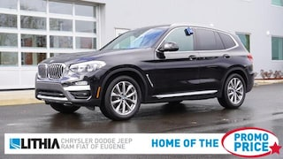 Used Vehicles with Under 30,000 Miles 2019 BMW X3 xDrive30i SAV for sale in Eugene, OR