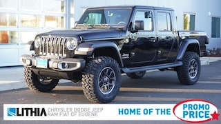 New 2021 Jeep Gladiator OVERLAND 4X4 Crew Cab Eugene, OR