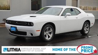 Used Vehicles with Under 30,000 Miles 2020 Dodge Challenger SXT Coupe for sale in Eugene, OR