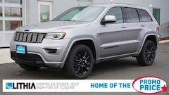 New Jeep Grand Cherokee 2021 Jeep Grand Cherokee LAREDO X 4X4 Sport Utility for sale in Eugene, OR
