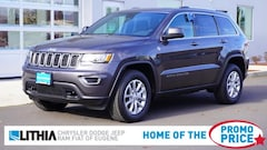 New Jeep Grand Cherokee 2021 Jeep Grand Cherokee LAREDO E 4X4 Sport Utility for sale in Eugene, OR