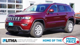 New 2021 Jeep Grand Cherokee LAREDO E 4X4 Sport Utility Eugene, OR