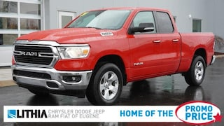Used 2020 Ram 1500 Big Horn/Lone Star Truck Quad Cab Eugene, OR