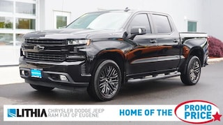 Used Vehicles with Under 30,000 Miles 2019 Chevrolet Silverado 1500 RST Truck Crew Cab for sale in Eugene, OR