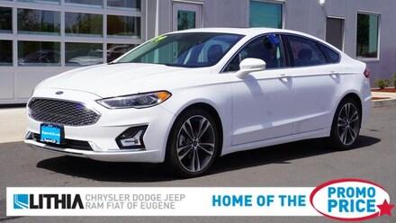 2019 Ford Fusion Titanium Sedan