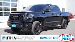 Used Trucks 2020 Toyota Tundra TRD Pro 5.7L V8 Truck CrewMax in Eugene, OR