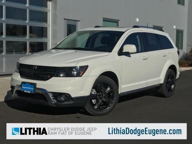 New 2018 Dodge Journey CROSSROAD Sport Utility Eugene, OR