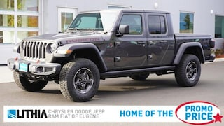 New 2021 Jeep Gladiator RUBICON 4X4 Crew Cab Eugene, OR