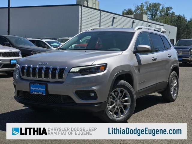 New 2019 Jeep Cherokee LATITUDE PLUS 4X4 Sport Utility Eugene, OR