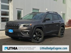Jeep Cherokee SUVs 2019 Jeep Cherokee ALTITUDE 4X4 Sport Utility for sale in Eugene, OR