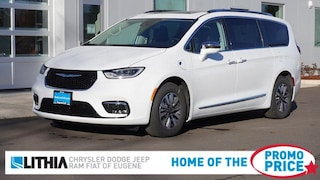 New 2021 Chrysler Pacifica Hybrid LIMITED Passenger Van Eugene, OR