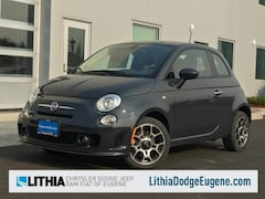 2018 FIAT 500 POP Hatchback Eugene, OR