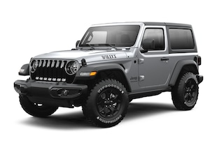 New 2021 Jeep Wrangler WILLYS 4X4 Sport Utility Eugene, OR