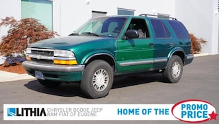 Used 1999 Chevrolet Blazer Trailblazer SUV Eugene, OR