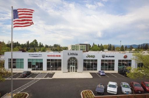 Superb About Lithia Chrysler Dodge Jeep Ram Fiat Of Eugene New Download Free Architecture Designs Embacsunscenecom
