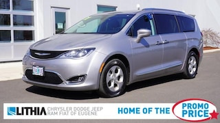 Used Vehicles with Under 30,000 Miles 2017 Chrysler Pacifica Touring-L Plus Van for sale in Eugene, OR