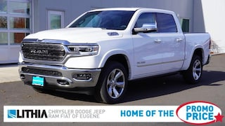 New 2021 Ram 1500 LIMITED CREW CAB 4X4 5'7 BOX Crew Cab Eugene, OR