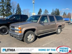 Bargain 1996 Chevrolet Suburban 1500 Cheyenne (STD is Estimated) SUV For Sale in Eugene, OR