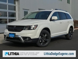 New 2018 Dodge Journey CROSSROAD AWD Sport Utility for sale in Eugene, OR