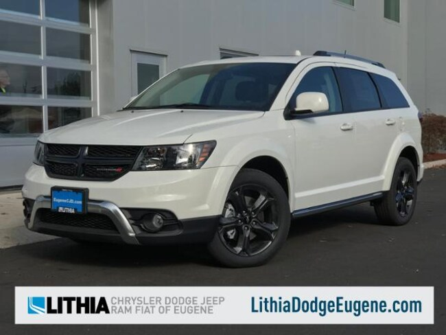 New 2018 Dodge Journey CROSSROAD AWD Sport Utility Eugene, OR