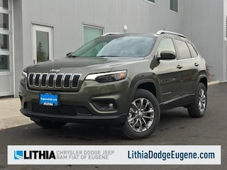 New 2019 Jeep Cherokee LATITUDE PLUS 4X4 Sport Utility Eugene, OR