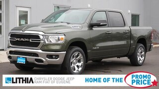 New 2021 Ram 1500 BIG HORN CREW CAB 4X4 5'7 BOX Crew Cab Eugene, OR