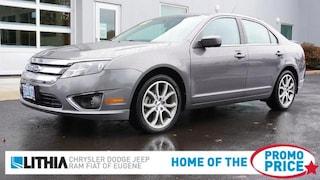 Used 2012 Ford Fusion SEL Sedan Eugene, OR