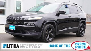 Certified Pre-Owned 2017 Jeep Cherokee Sport FWD SUV Eugene, OR
