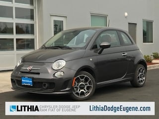 New 2018 FIAT 500 POP Hatchback Eugene, OR