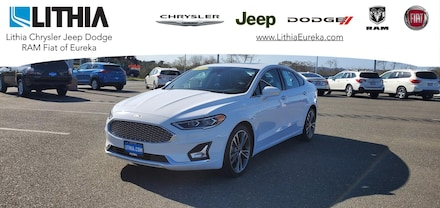 Used 2020 Ford Fusion Titanium Sedan Eureka, CA