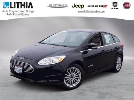 Used 2016 Ford Focus Electric Base Hatchback Eureka, CA