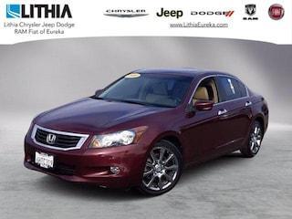 2008 Honda Accord 3.5 EX-L Sedan Eureka, CA