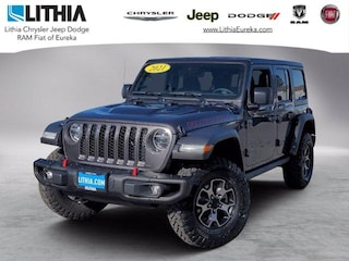 New 2021 Jeep Wrangler UNLIMITED RUBICON 4X4 Sport Utility Eureka, CA