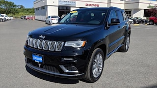 New 2018 Jeep Grand Cherokee SUMMIT 4X4 Sport Utility Eureka, CA