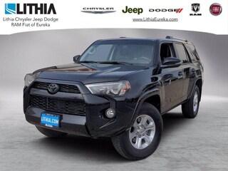 Used 2019 Toyota 4Runner SR5 Premium SUV Eureka, CA