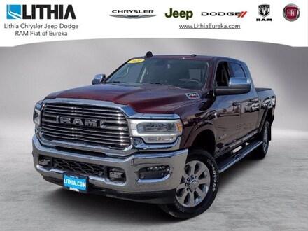 Used 2020 Ram 2500 Laramie Truck Mega Cab Eureka, CA