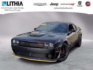 New 2021 Dodge Challenger R/T SCAT PACK WIDEBODY Coupe Eureka, CA