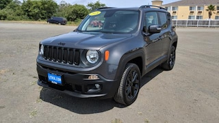 New 2018 Jeep Renegade ALTITUDE 4X4 Sport Utility Eureka, CA