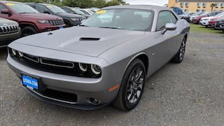 New 2018 Dodge Challenger GT ALL-WHEEL DRIVE Coupe Eureka, CA