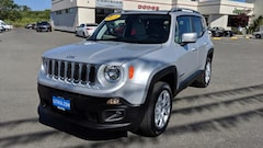 2018 Jeep Renegade LIMITED 4X4 Sport Utility Eureka, CA