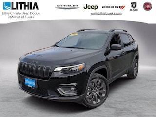 New 2021 Jeep Cherokee 80TH ANNIVERSARY 4X4 Sport Utility Eureka, CA