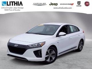 Used 2018 Hyundai Ioniq EV Electric Hatchback Eureka, CA