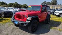 2018 Jeep Wrangler SPORT 4X4 Sport Utility Eureka, CA