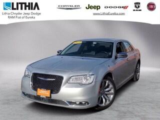Certified Pre-Owned  2019 Chrysler 300 Limited Sedan Eureka, CA