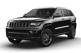 New 2021 Jeep Grand Cherokee 80TH ANNIVERSARY 4X4 Sport Utility Eureka, CA