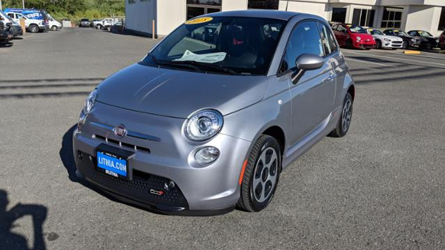 new 2018 fiat 500e hatchback pompei silver for sale in eureka ca