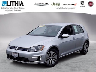 Used 2016 Volkswagen e-Golf SE Automatic Hatchback Eureka, CA