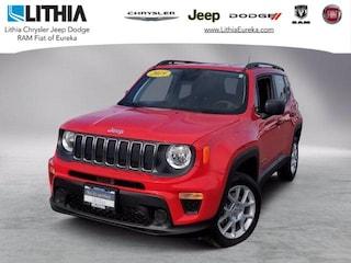 Certified Pre-Owned  2019 Jeep Renegade Sport 4x4 SUV Eureka, CA