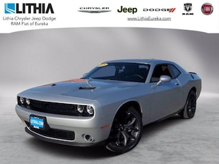 New 2020 Dodge Challenger SXT Coupe Eureka, CA